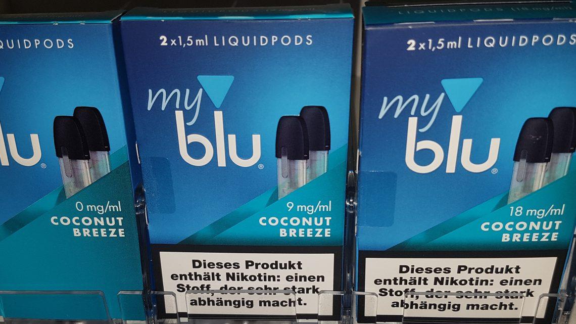 Coconut Breeze für die MyBlu