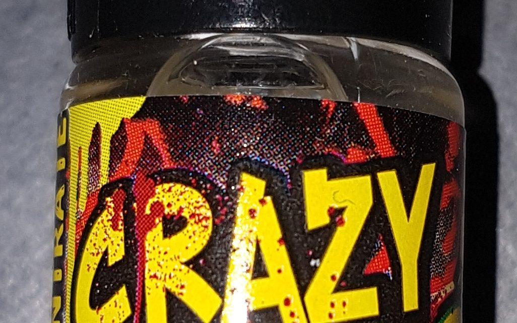 Neue Aromen-Serie eingetroffen: CRAZY LABS